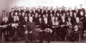 Kanerva-kuoron historiaa