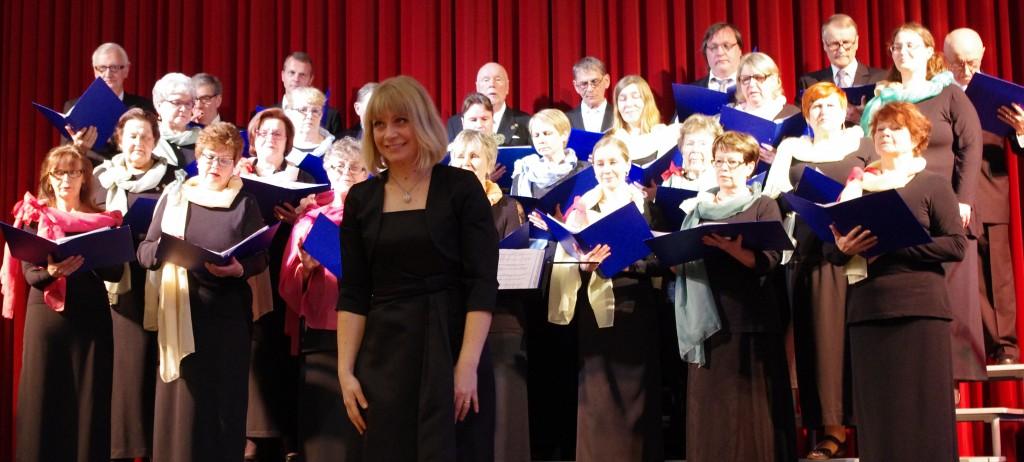 70-vuotiskonsertti 26.4.15 Konserttisali Konsu