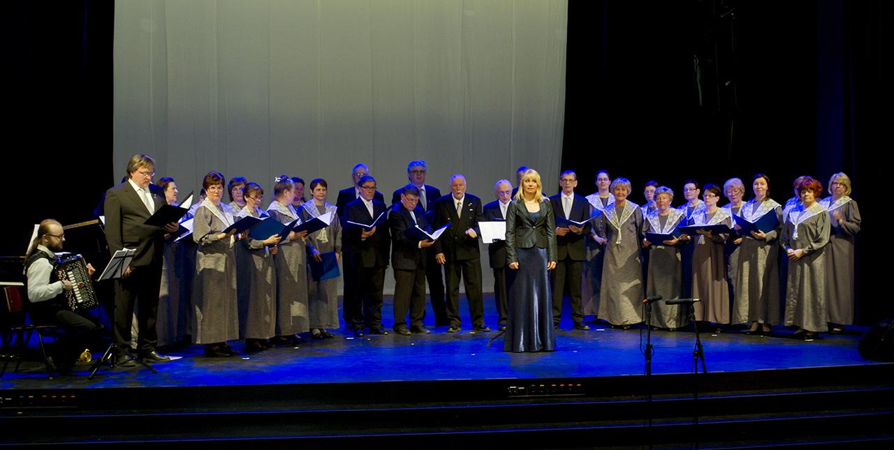 Keväkonsertti 2013